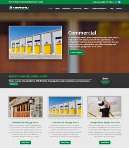 kempenfelt overhead doors new website