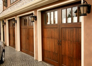 Custom Garage Doors in Barrie, Ontario