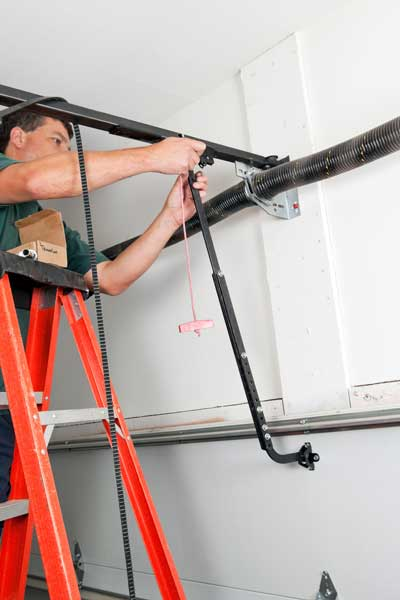 Accidents Happen—Garage Door Repair Services Help You Move On